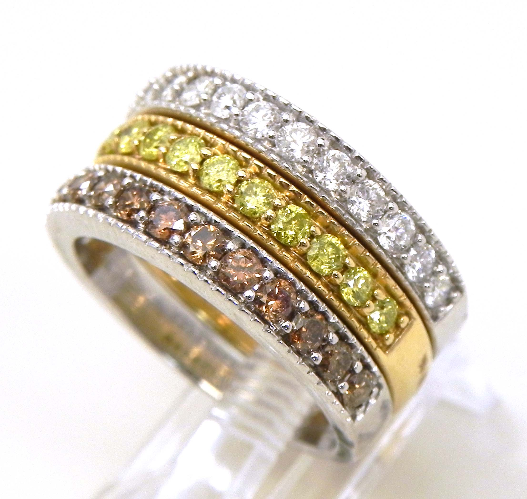eternity tw pav p rings ring platinum ct in band shop for pave diamond