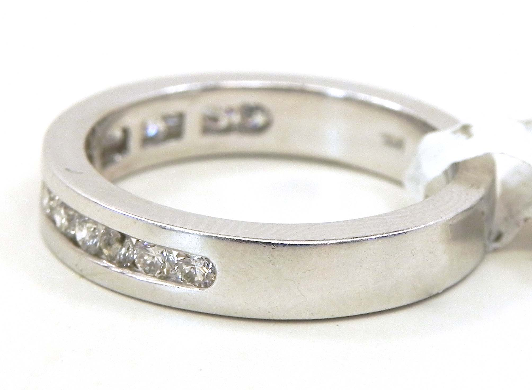 Unique Images Of White Gold Wedding Bands Womens