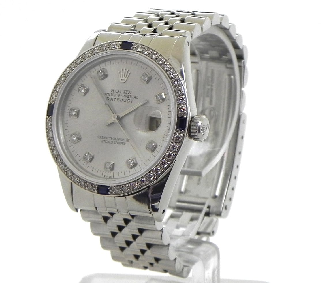 Rolex Diamond Watches Real For Men