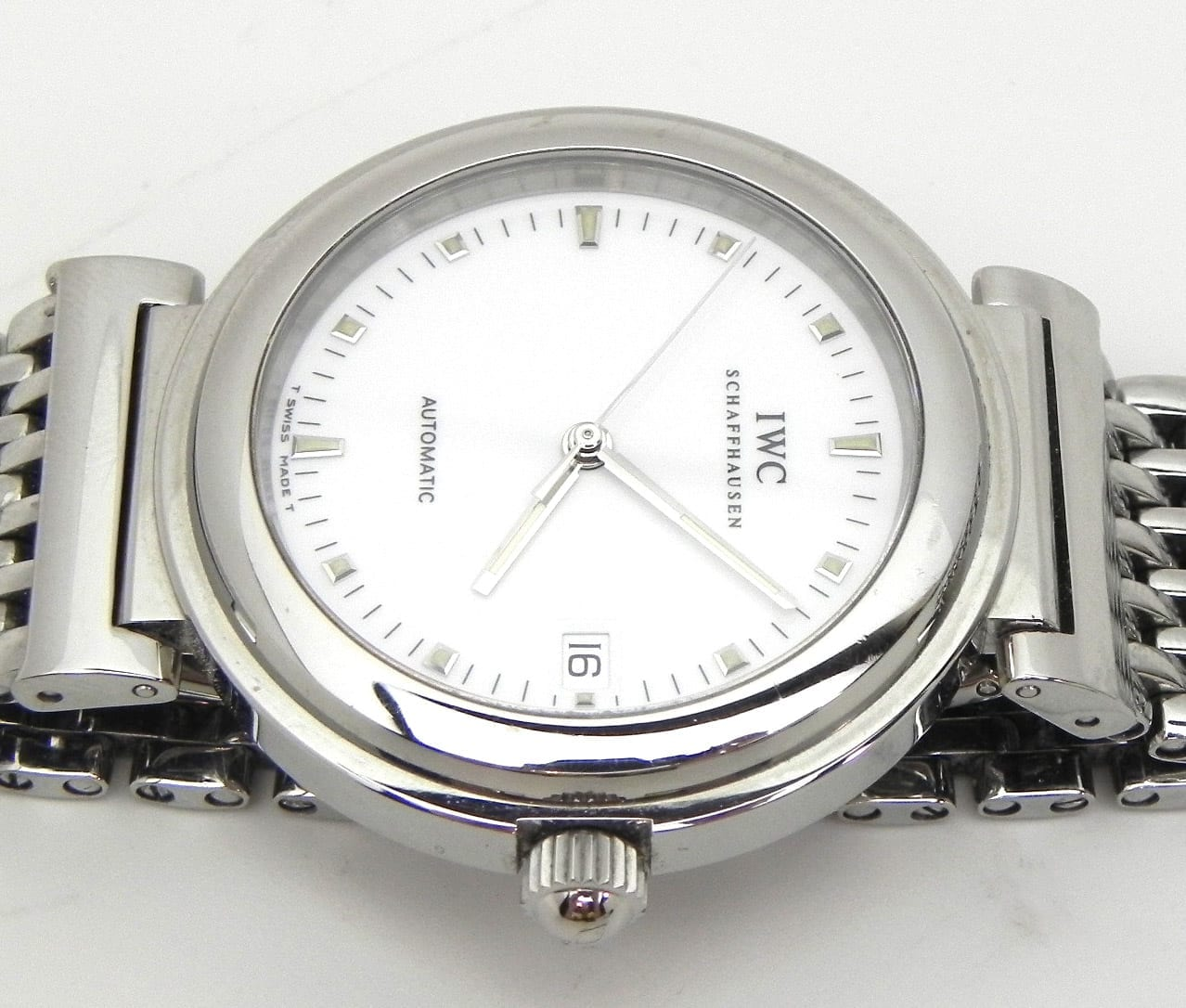 About IWC watches
