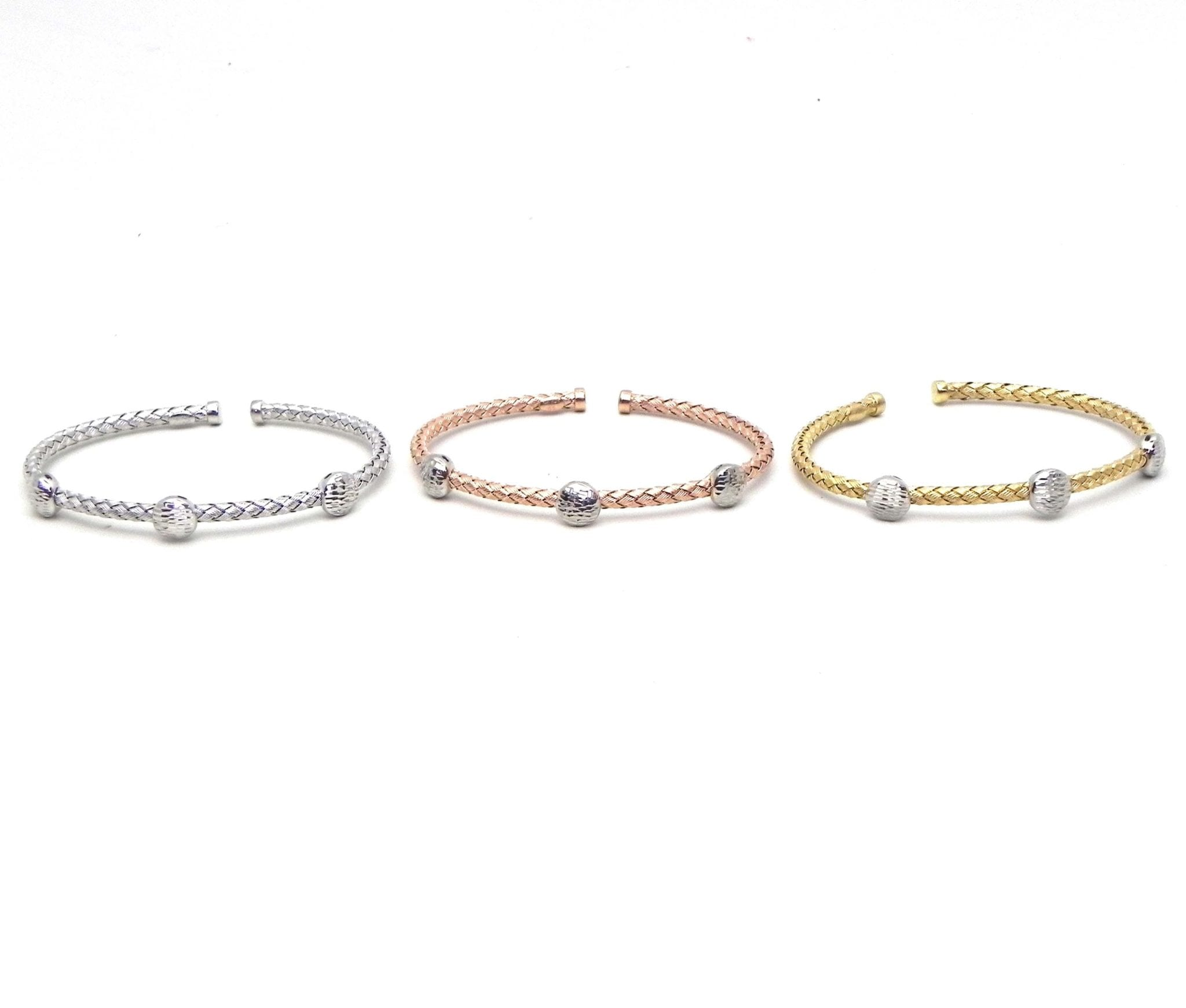 textured gallery gold bracelet diamond ripka crystal product canary jewelry judith bangle lyst bangles