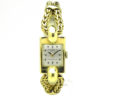 Ladies Patek Philippe 18k Yellow Gold C2 Geneve E. Gubelin Watch